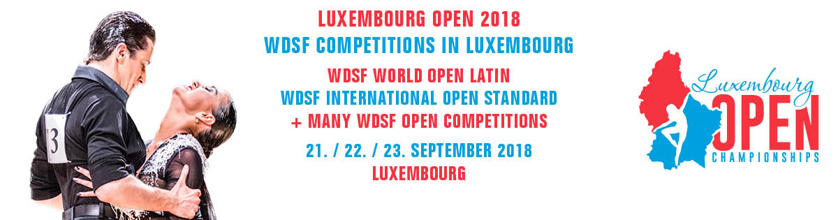 Luxembourg Open Championships 2018